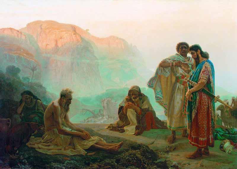 As tentações vem quando nos afastamos de Deus?